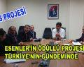 Esenler'in ödüllü RASİS Projesi Türkiye'nin gündeminde!