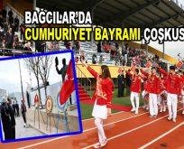 Bağcılar'da Cumhuriyet Bayramı çoşkusu