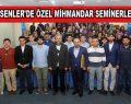 Esenler'de özel mihmandar seminerleri