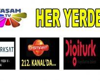 YAŞAM TV Digiturk 198. Kanal'da…