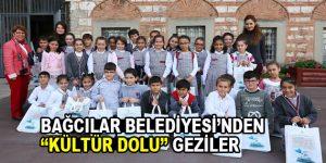 """Bağcılar Belediyesi'nden """"Kültür Dolu"""" geziler"""