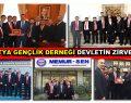 Battalgazi Malatya Gençlik Derneği, devletin zirvesinde
