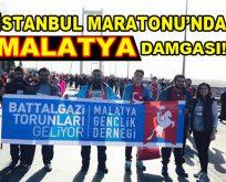 Malatya Gençlik Derneği İstanbul Maratonu'nda!