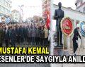 Mustafa Kemal, Esenler'de saygıyla anıldı