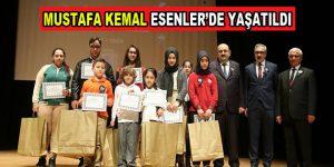 Mustafa Kemal'i anma etkinlikleri Esenler'de devam ediyor…