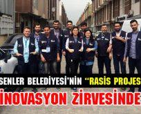 Esenler Belediyesi'nin RASİS Projesi İnovasyon Zirvesinde