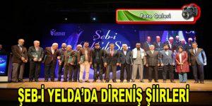 """Şeb-i Yelda'da Direniş Şiirleri – """"Fotoğraf Galerisi"""""""