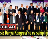 Bağcılar, Engelsiz Dünya Kongresi'ne ev sahipliği yaptı