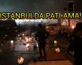 Istanbul'da patlama!
