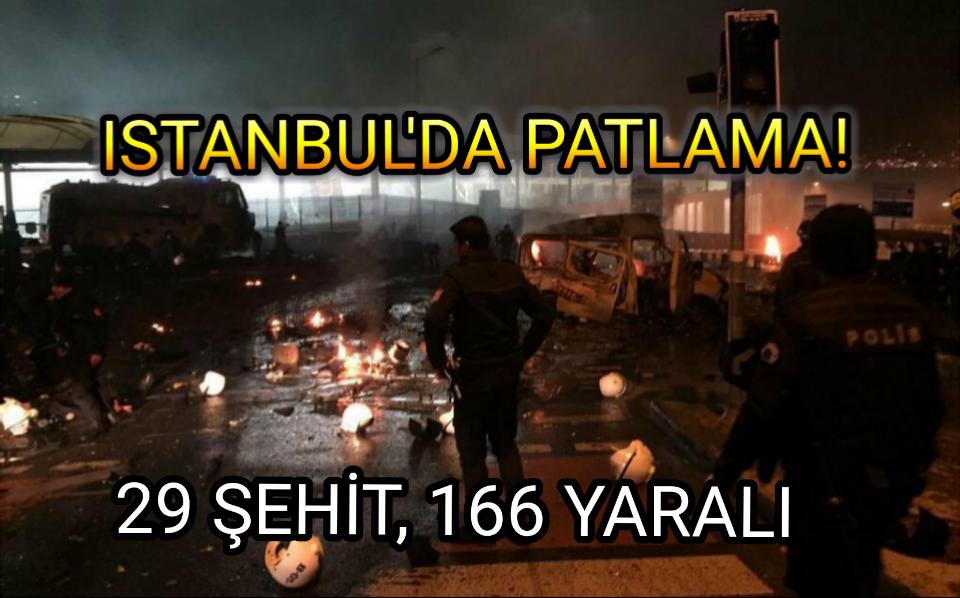 Bakan Soylu'dan açıklama: 29 şehidiniz var