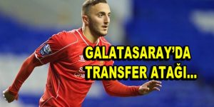 Liverpool'lu oyuncu Galatasaray'a doğru…