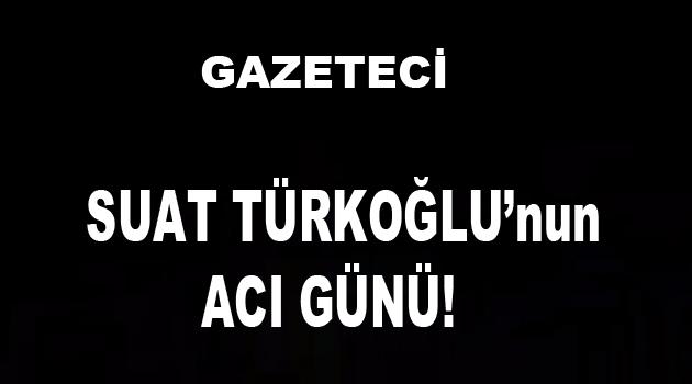Türkoğlu, babasını son yolculuğuna uğurladı
