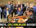 Türkiye yeni çipli kimlik kartlarına kavuşuyor