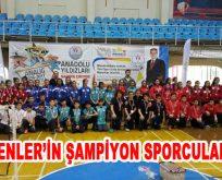 Esenler'in Şampiyon Sporcuları