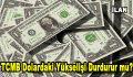 TCMB Dolardaki Yükselişi Durdurur mu?