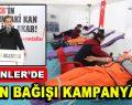 Esenler'de Kan Bağışı Kampanyası