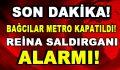 Bağcılar Metro kapatıldı!