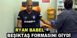 Beşiktaş Ryan Babel'i açıkladı!