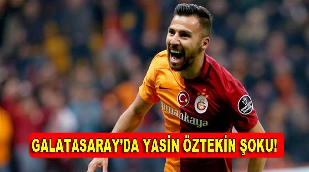 Galatasaray'dan şok bir karar!