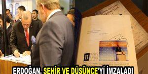 """Esenler'in """"Şehir Düşüncesi'ne"""" Erdoğan imzası…"""
