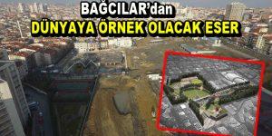 """Bağcılar'da """"Azerbaycan Hocalı Dostluk Parkı"""""""