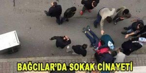 Bağcılar'da pompalı tüfekle cinayet