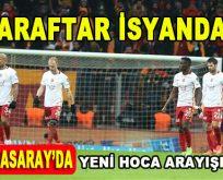 Galatasaray'da Teknik Direktör arayışları
