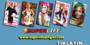 """Magazin dünyasının marka ismi, """"SUPERLİFE"""""""