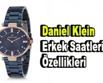 Daniel Klein Erkek Saatlerinin Özellikleri