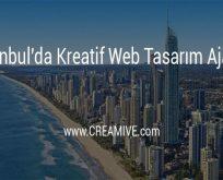 İstanbul'da Kreatif Web Tasarım Ajansı CREAMIVE Web Ajansı