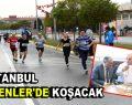 İstanbul Esenler'de koşacak