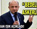 """Bakan Fikri Işık'tan """"Bedelli Askerlik"""" açıklaması"""