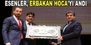Esenler, Erbakan Hoca'yı andı