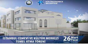 İstanbul Cemevi'nin temeli Küçükçekmece'de atılıyor