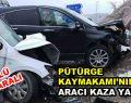 Pütürge Kaymakamının aracı kaza yaptı. 2 Ölü, 6 Yaralı!