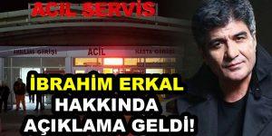 İbrahim Erkal'ın son durumu açıklandı