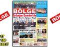 """BÖLGE GAZETESİ 160. """"NİSAN-2017"""" SAYISI ÇIKTI"""