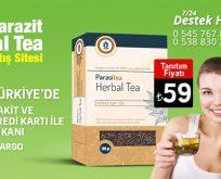 Çocuklarda parazit çayı kullanılır mı?
