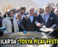 """Bağcılar'da """"Tosya Pilav Festivali"""""""