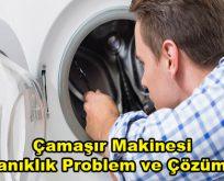 Çamaşır Makinesi Tıkanıklık Problem ve Çözümleri