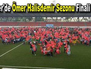 Esenler'de Ömer Halisdemir Sezonu finali yapıldı