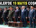 Esenler'de 19 Mayıs coşkusu