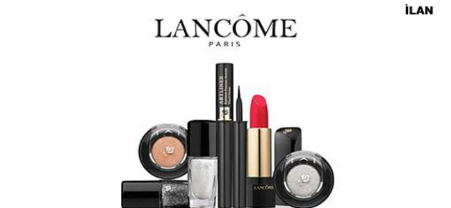 Lancome'un Renkli Dünyasını Keşfedin!