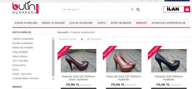 Bayanların Ayakkabı Tercihleri