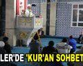 ESENLER'DE 'KUR'AN SOHBETLERİ'