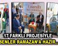 Esenler Ramazan 17 faklı proje ile yaşanacak