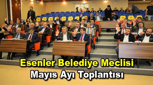 Esenler Belediye Meclisi 2 Mayıs'ta yapılacak