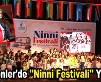 """Esenler'de """"Ninni Festivali"""" yapıldı"""