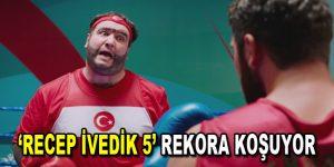 Recep İvedik 5 filmi rekor kırdı!
