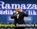 Ömer Döngeloğlu, Esenlerlilerle buluştu